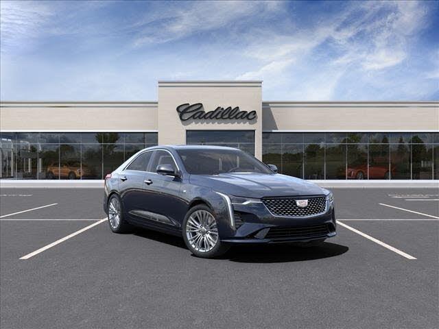 2021 Cadillac CT4 Premium Luxury AWD