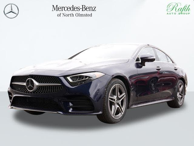 2021 Mercedes-Benz CLS-Class CLS 450 4MATIC AWD