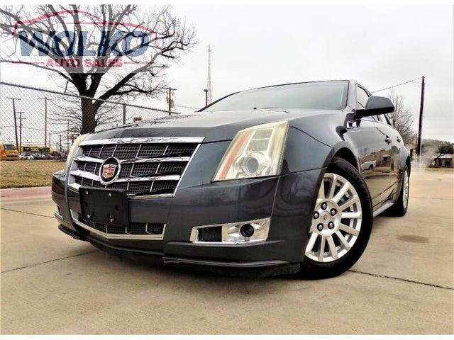 2011 Cadillac CTS 3.6L Performance RWD