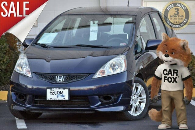 2010 Honda Fit Sport with Nav