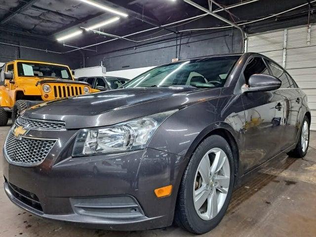 2014 Chevrolet Cruze Diesel Sedan FWD