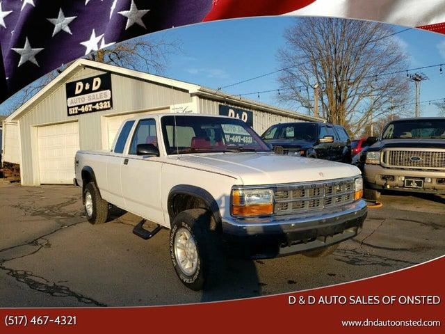 1993 Dodge Dakota LE Club Cab 4WD
