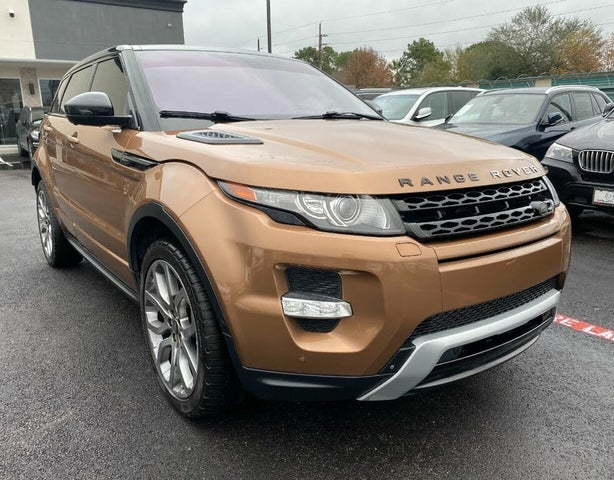 2014 Land Rover Range Rover Evoque Dynamic Hatchback