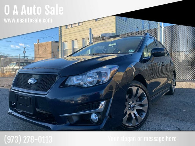 Used Subaru Impreza 2 0i Sport Premium Hatchback For Sale Right Now Cargurus