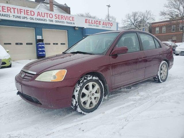 2003 Honda Civic LX Sport