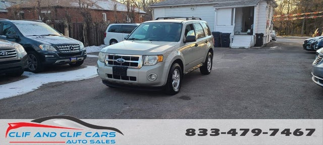 2008 Ford Escape XLT FWD