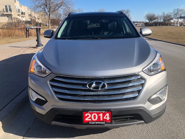 2016 Hyundai Santa Fe SE FWD