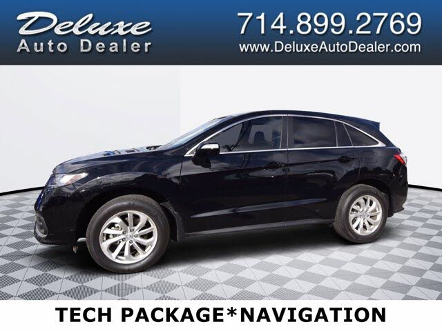 2017 Acura RDX FWD with Technology and AcuraWatch Plus Package