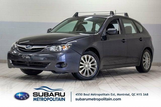 2011 Subaru Impreza 2.5i Touring Wagon