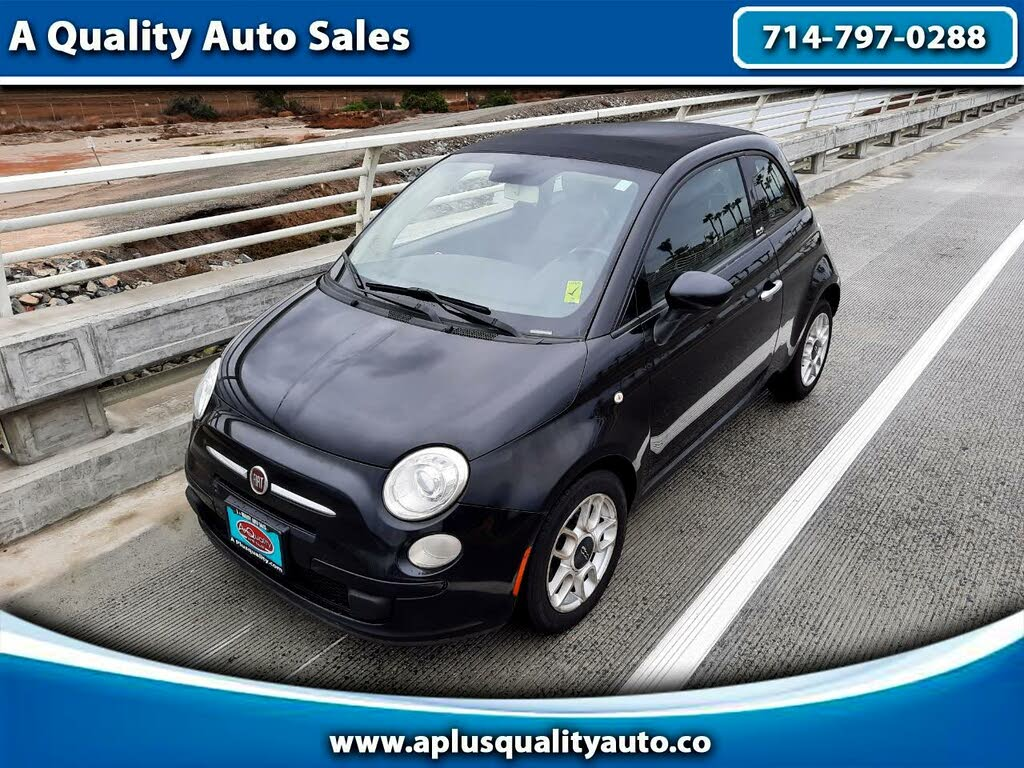 50 Best 2013 Fiat 500c For Sale Savings From 2 709