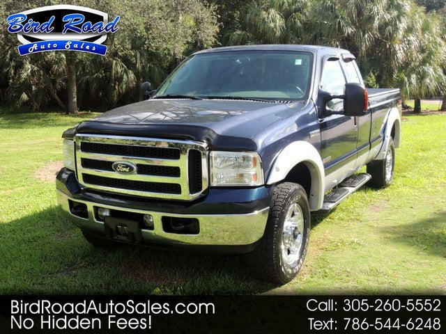 2006 Ford F-350 Super Duty Lariat SuperCab SB 4WD