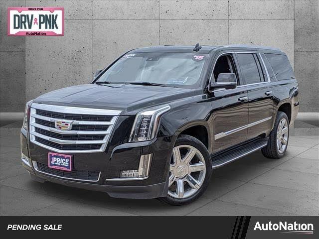 2015 Cadillac Escalade ESV Luxury 4WD