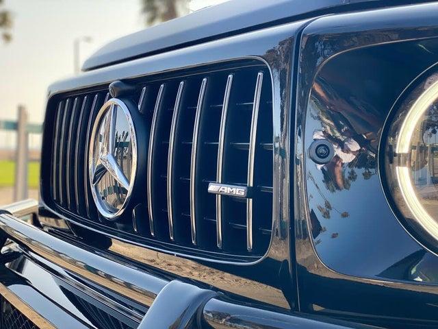 2020 Mercedes-Benz G-Class G AMG 63 4MATIC AWD