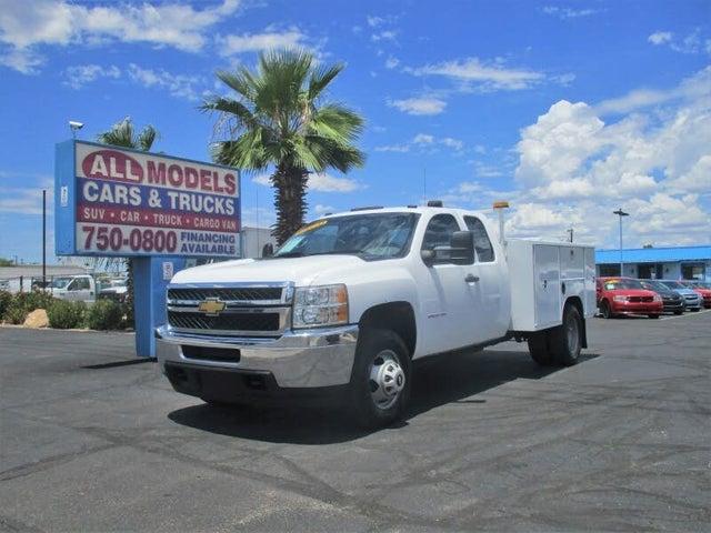 2012 Chevrolet Silverado 3500HD Work Truck Extended Cab LB RWD