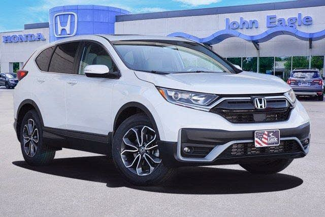 2021 Honda CR-V EX-L FWD