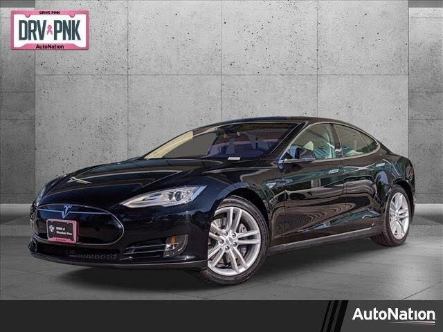2014 Tesla Model S 85 RWD