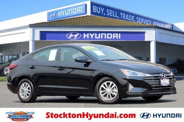 2020 Hyundai Elantra Eco Sedan FWD