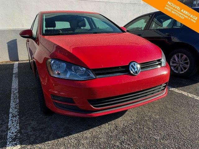 2017 Volkswagen Golf 1.8T Trendline 4-Door FWD