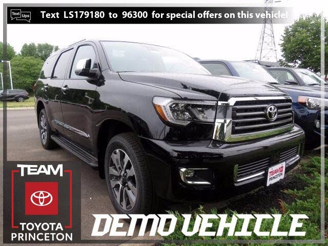2020 Toyota Sequoia Limited 4WD