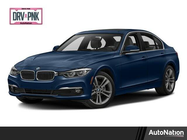 2017 BMW 3 Series 328d Sedan RWD
