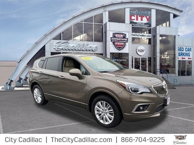 2017 Buick Envision Preferred AWD