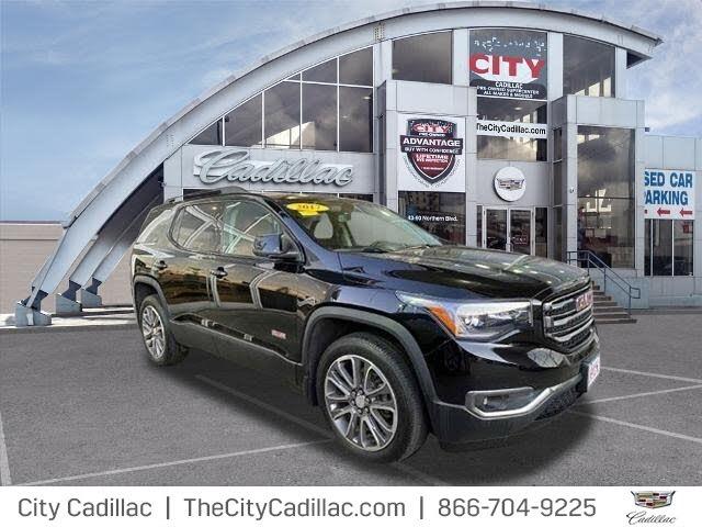 2017 GMC Acadia SLT-1 AWD
