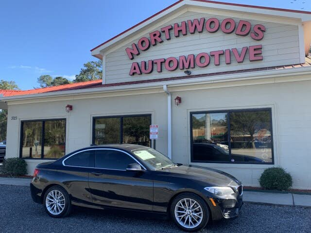 2014 BMW 2 Series 228i Coupe RWD