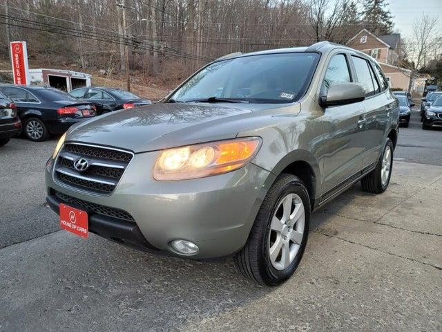 2007 Hyundai Santa Fe 3.3L SE AWD