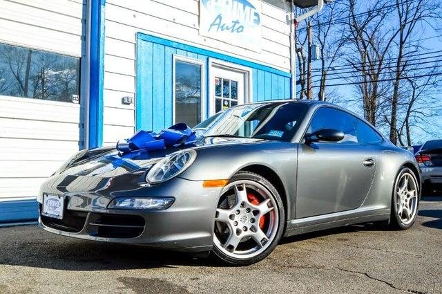 2007 Porsche 911 Carrera 4S AWD