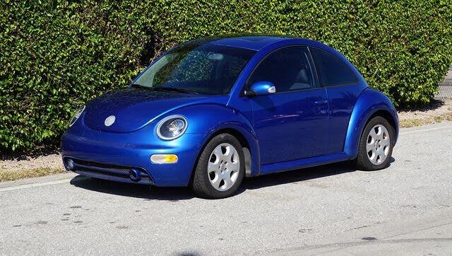 2003 Volkswagen Beetle GLS TDi
