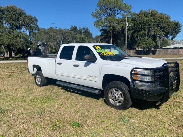 Used Chevrolet Silverado 2500 With Diesel Engine For Sale Cargurus