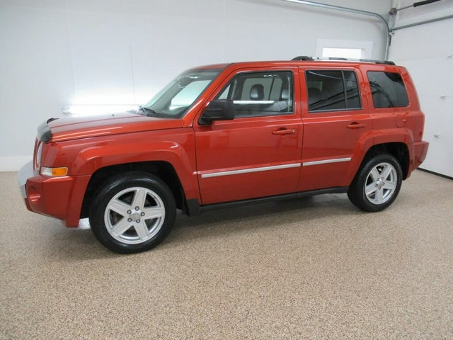2010 Jeep Patriot Limited