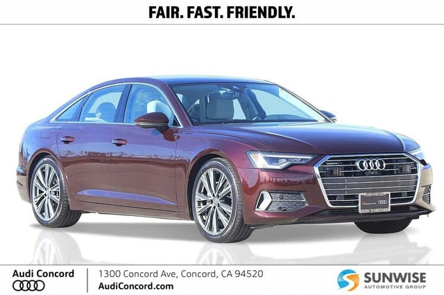 2020 Audi A6 2.0T quattro Premium Plus AWD