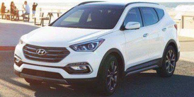 2018 Hyundai Santa Fe Sport 2.0T Limited AWD