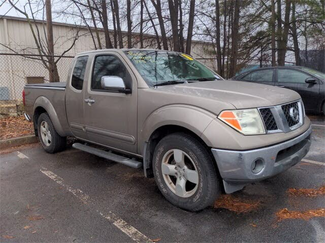 2007 Nissan Frontier LE King Cab RWD