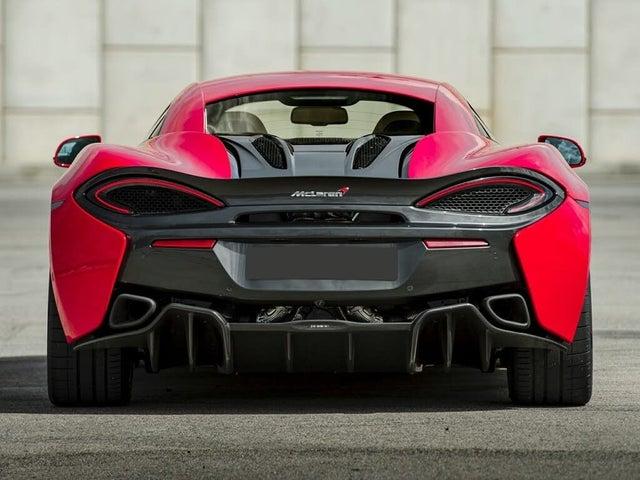 2019 McLaren 570S Coupe RWD