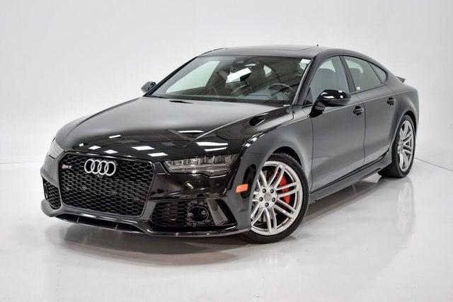 2017 Audi RS 7 4.0T quattro AWD
