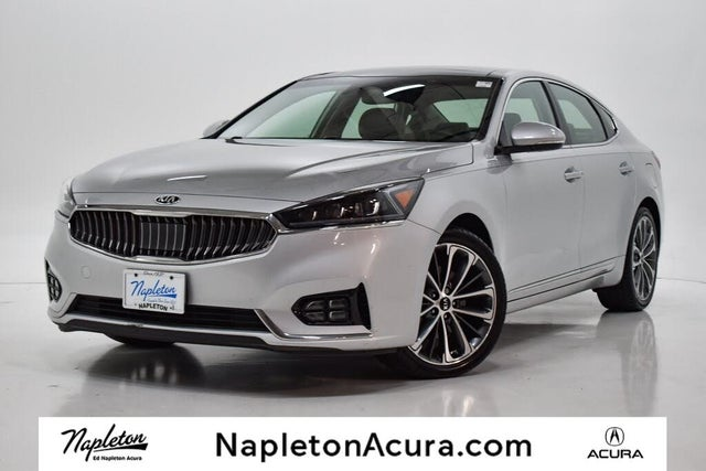 2018 Kia Cadenza Technology FWD