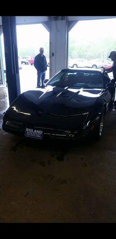 1992 Chevrolet Corvette Coupe RWD