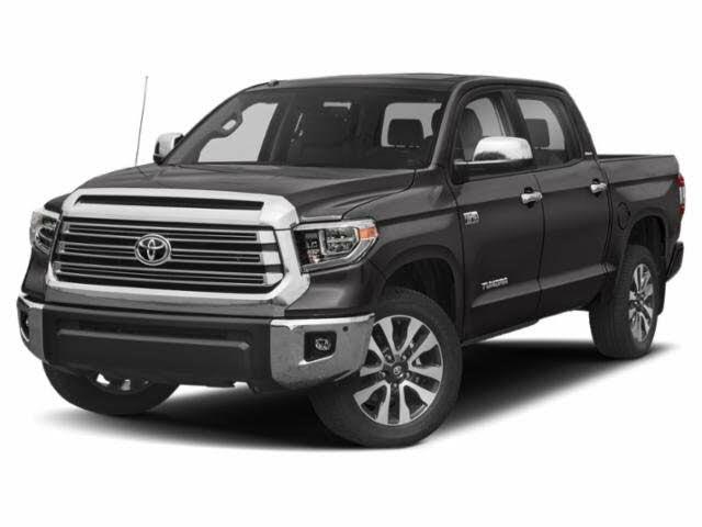 2021 Toyota Tundra Limited CrewMax 4WD
