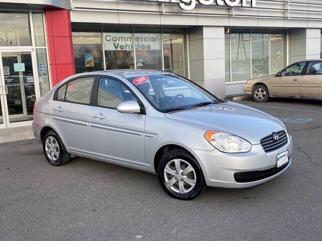 2008 Hyundai Accent GLS Sedan FWD