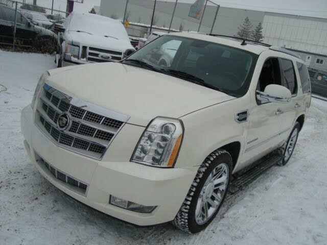 2010 Cadillac Escalade Hybrid Platinum 4WD