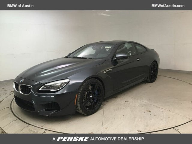 2016 BMW M6 Coupe RWD