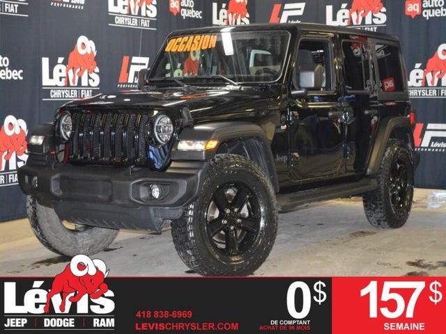 2021 Jeep Wrangler Unlimited Sport Altitude 4WD