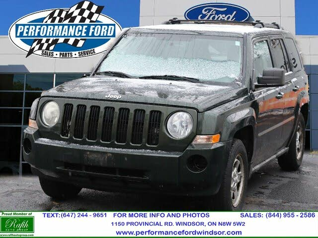 2010 Jeep Patriot North Edition