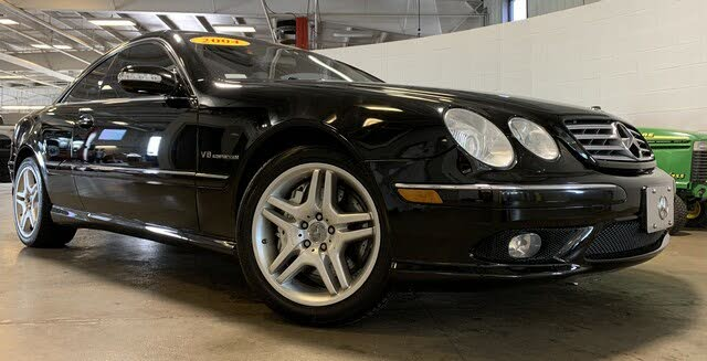 2004 Mercedes-Benz CL-Class CL AMG 55 Coupe