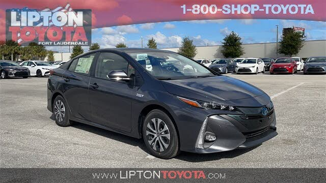 2021 Toyota Prius Prime Limited FWD