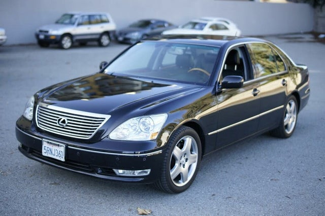 2006 Lexus LS 430 430 RWD