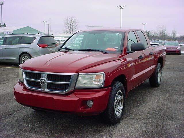 2008 Dodge Dakota SLT Crew Cab 4WD