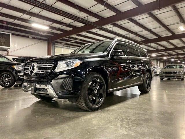 2018 Mercedes-Benz GLS-Class GLS 450 4MATIC AWD